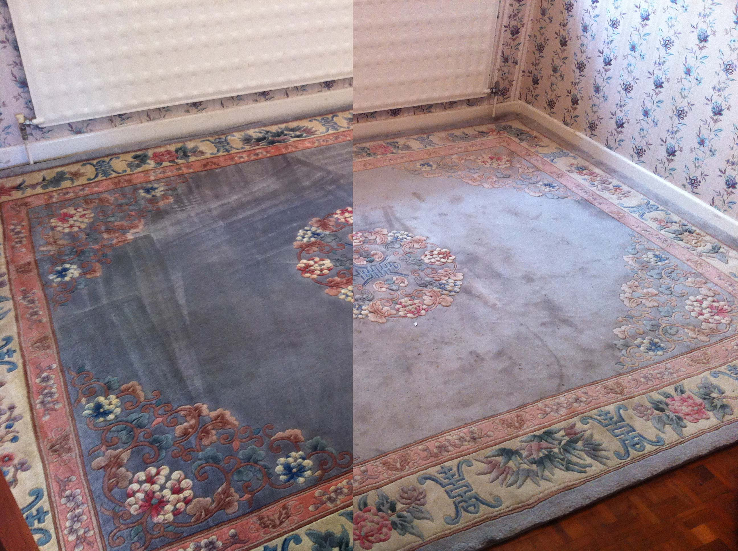 Specialist Oriental Rug Cleaning Hook Cleaning Services