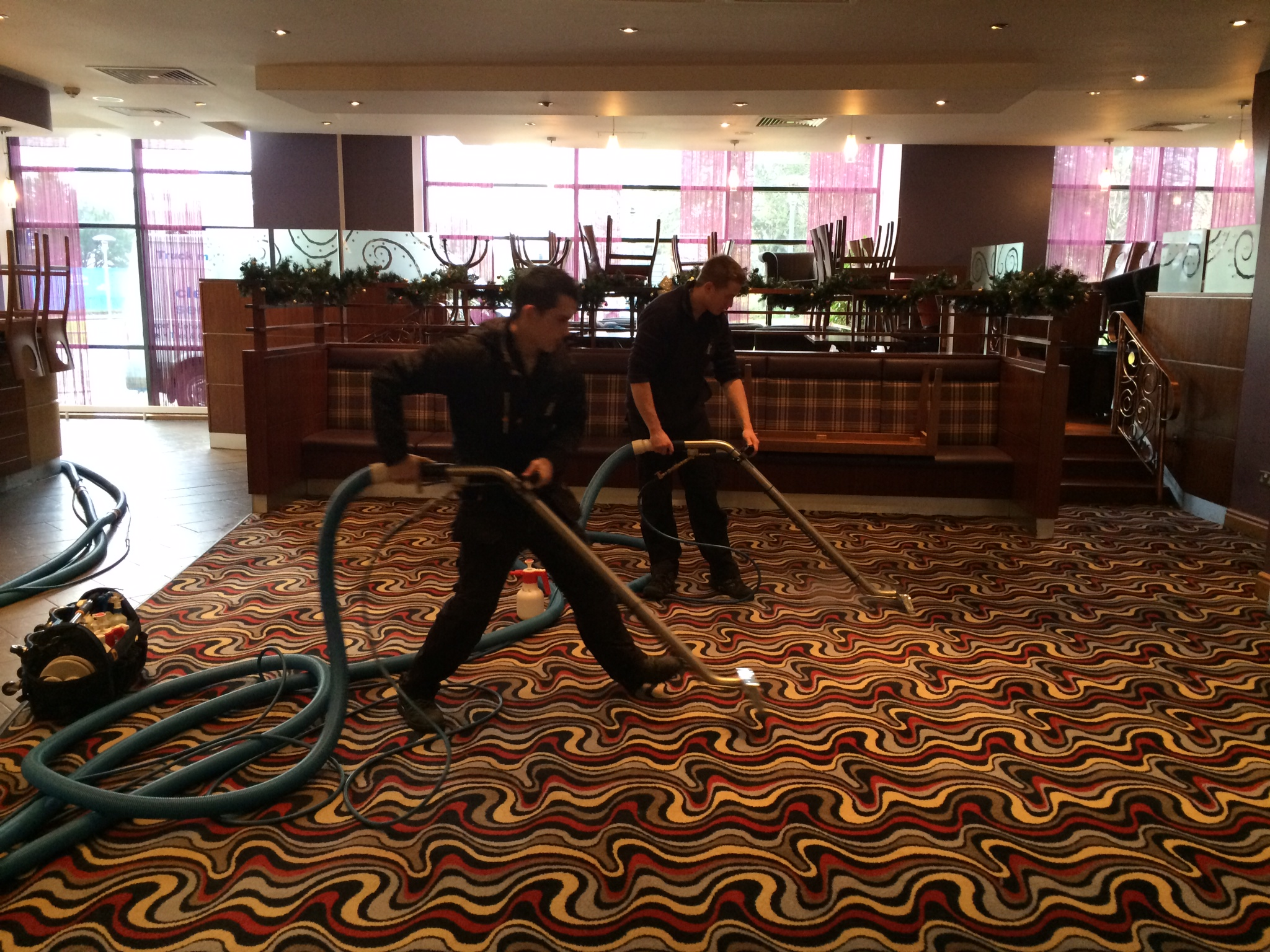 Professional Hotel Cleaning Hook Cleaning Services