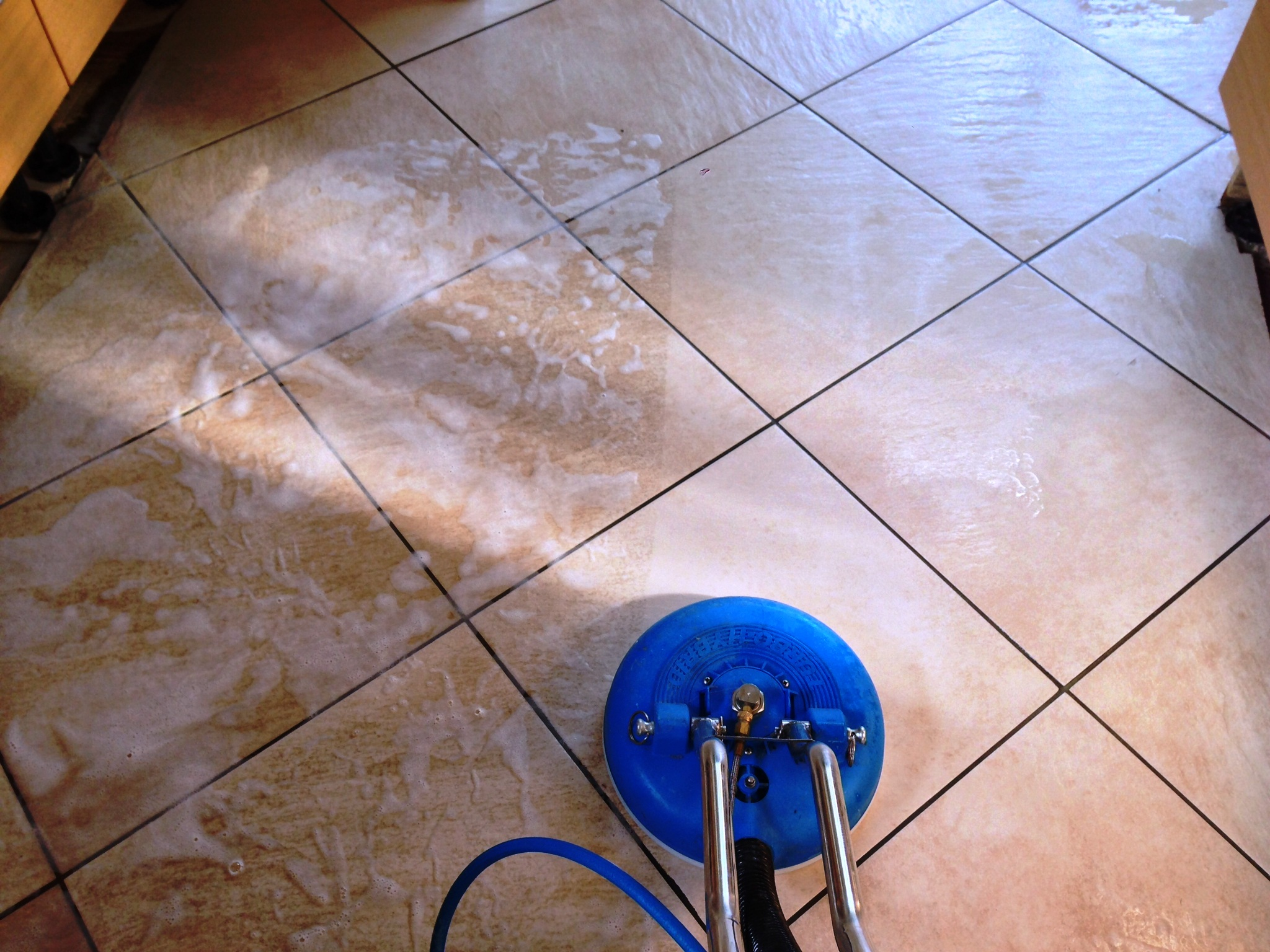 Commercial tile and grout cleaning hook cleaning services Tile and grout cleaning