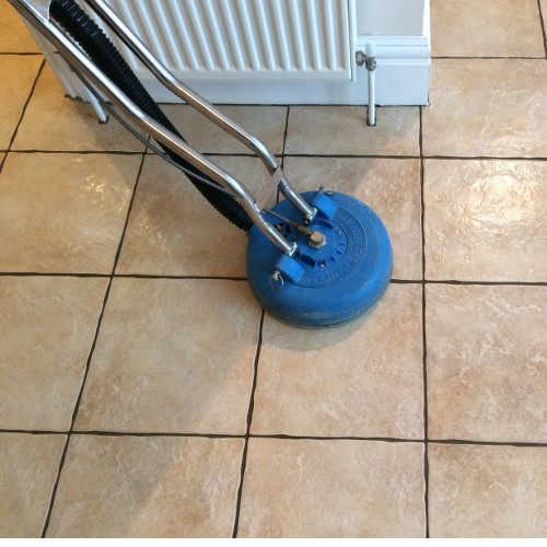 Case Study Tile Grout Cleaning In Southampton