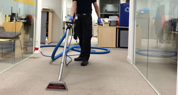 Hcs Professional Approach To Commercial Carpet Cleaning