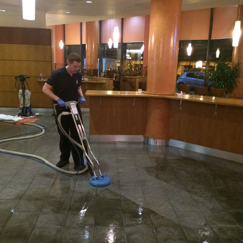 tile grount cleaning