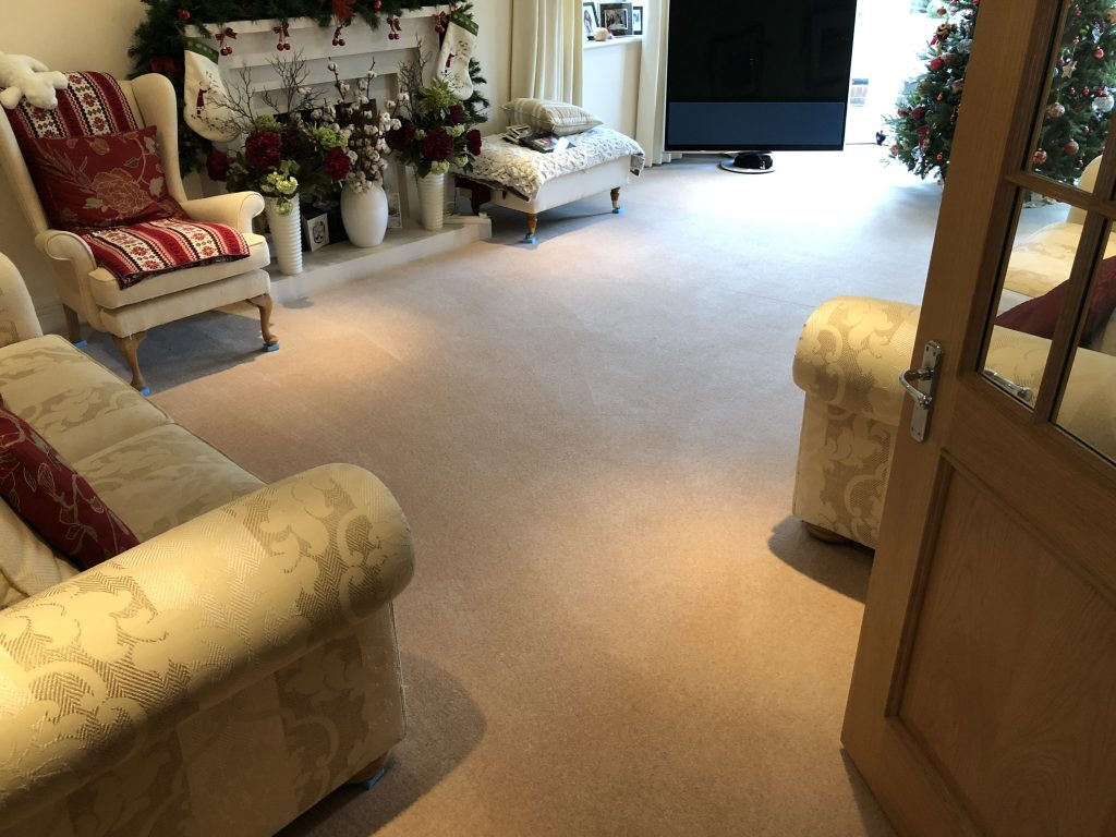 wool carpet clean